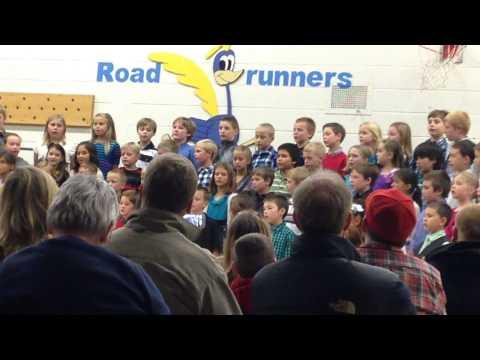 3rd Grade Huntley Elementary School Concert- Ben