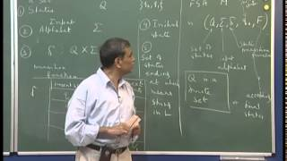 Mod-01 Lec-02 Introduction to finite automaton.