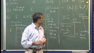 Mod-01 Lec-02 Introduction to finite automaton.