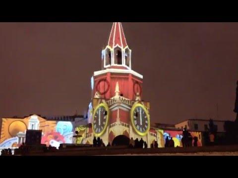 Казань Новогодняя 2016