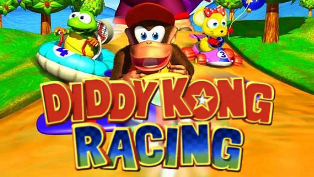 Diddy Kong Racing [part #1] - (16/01/2015) - YouTube