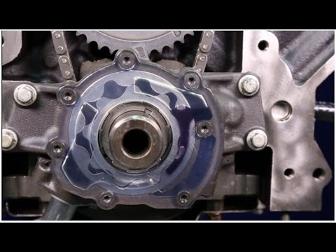 How to Prime your GM LS Engine Oil Pump by Melling - YouTube