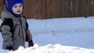 Playing In The Snow MOV