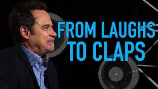 Claps Over Laughs Is Bad For Comedy