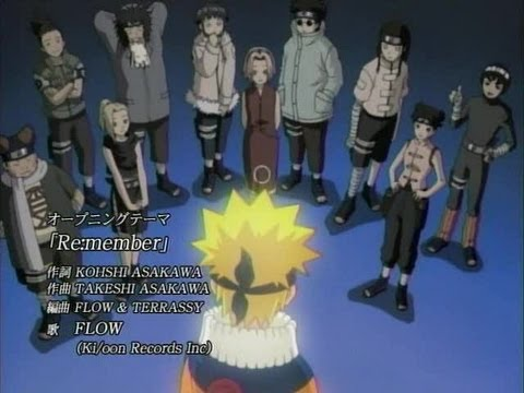 Flow - Re:member.mp3 OST Naruto Opening 08 review lyric info mp3 download.jpg