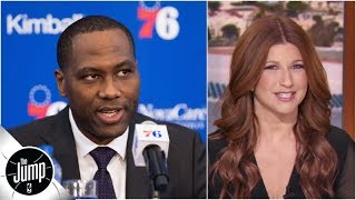 The 76ers made a huge gamble, and Game 3 proves it just might pay off - Rachel Nichols | The Jump