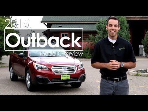 2015 Subaru Outback Review | Specs | Interior | Exterior | MPG | Cargo Room