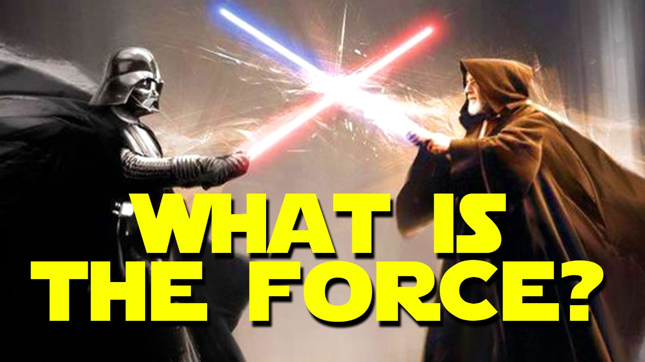 THE FORCE EXPLAINED  Star Wars 101  YouTube