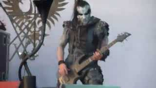 Behemoth - Slaves Shall Serve - Live @ Graspop 2014-06-27