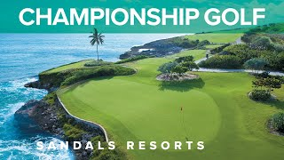 Sandals Emerald Bay Golf Course | Designed by Greg Norman