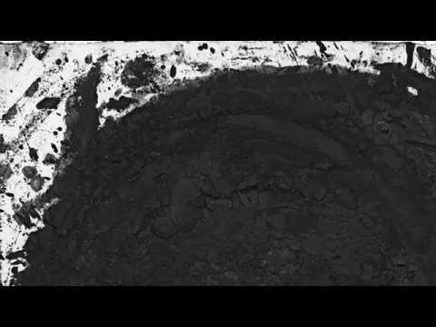 Richard Serra Paintstick drawing