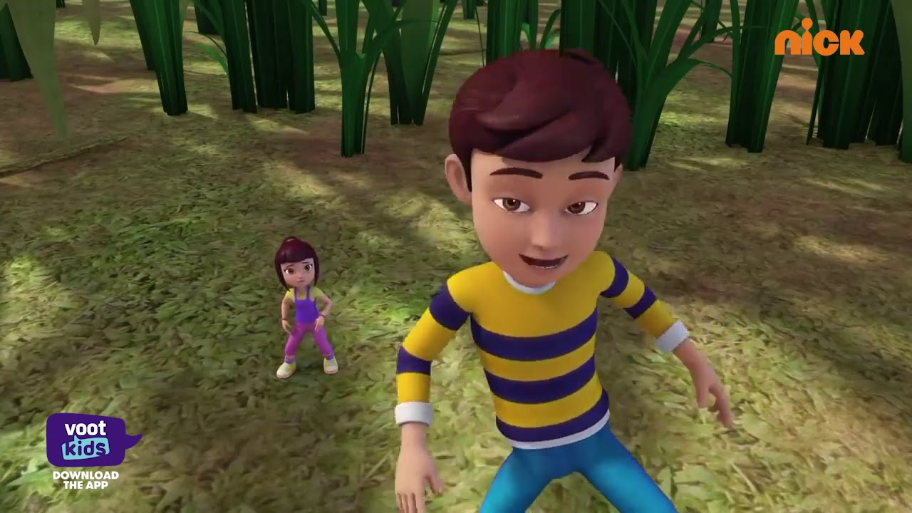 Download Rudra | रुद्र | Palace In Space | Episode 25 | Voot Kids