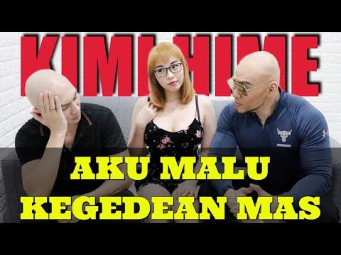 KIMI HIME: SAYA MINDER KEGEDEAN ..(UNBOXING kimi hime part 1) - feat Anji Manji