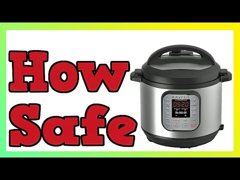 How Safe Are Electric Pressure Cookers