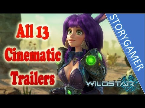 Wildstar Trailer: All 13 Cinematic Trailers