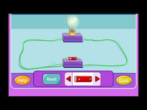 Electricity in a Circuit