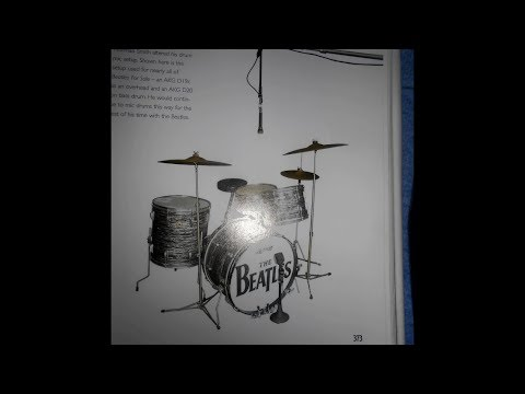 How To Record DRUMS Like The Beatles