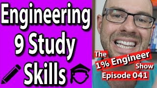 How To Engineering Study | Engineering Study Skills | Engineering Study Hacks | Study Routine