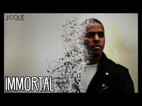 J Cole - Immortal [LYRICS HQ]