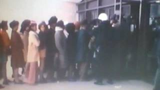 Never Seen Before Footage of Mahalia Jackson and her Funeral