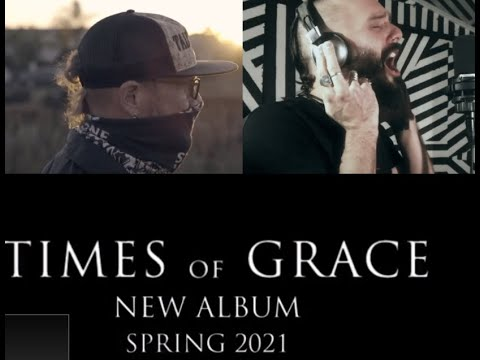 Times of Grace tease new music 1on 0 Anniv. of The Hymn Of A Broken Man video