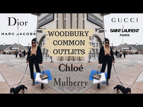 WOODBURY COMMON OUTLETS: GUCCI, SAINT LAURENT, MARC JACOBS & MORE | Louise Cooney