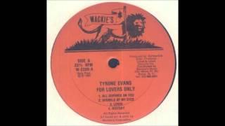 Tyrone Evans - Dread Lightly