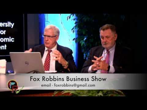 FoxRobAug5th Toby Stapleton, CEO, Center for Innovation and Entrepreneurship