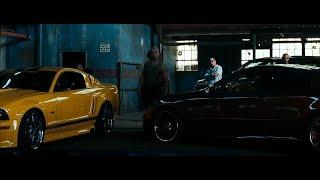 Форсаж 4 Fast & Furious  Проверка машин на жучки