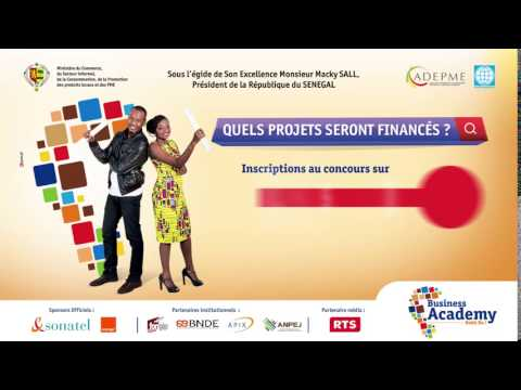 Concours national Business Academy