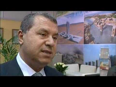 Dr. Khater Massaad, Chief Executive Officer, RAK @ ITB Berlin 2008