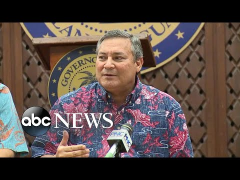 Guam residents react to North Korea missile threat