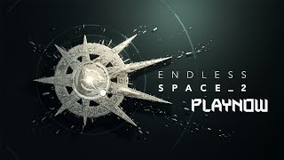 PlayNow: Endless Space 2 | PC Gameplay (Sci-fi Turn Based 4X Strategy Game)