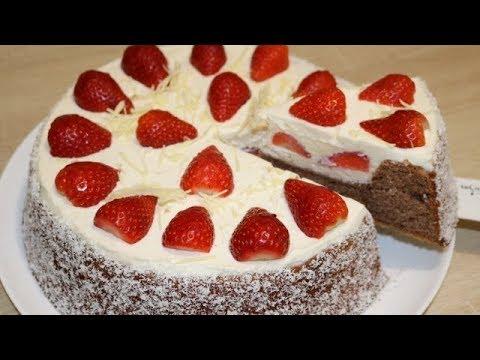 gÂteau-italien-fraise-et-mascarpone-facile-(cuisinerapide)