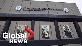 FULL: Police charge 6 boys in alleged group sexual assault at prestigious Toronto private school