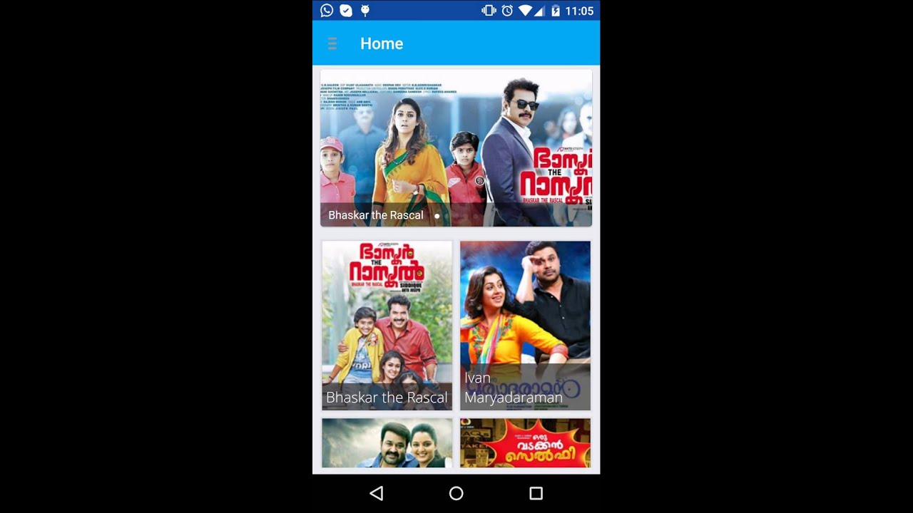 Malayalam Movie Reviews 1 0 APK Download - Android