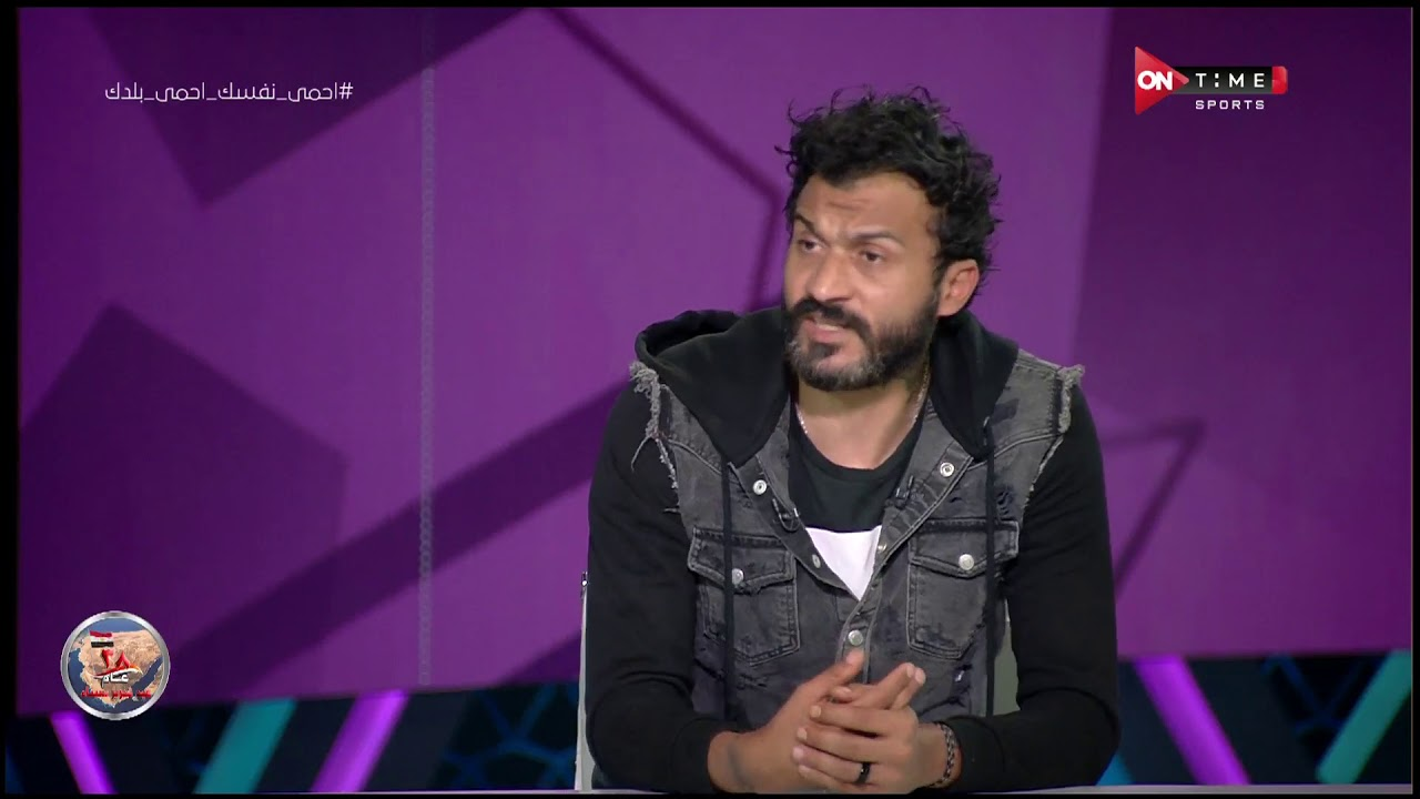 إبراهيم سعيد يجيب هل تتمني دخول بوابة النادي الأهلي مرة اخري ؟ -  أقر وأعترف مع شوبير