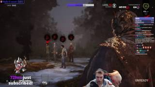 Dead by Daylight - Subscribe (подписка) от Тома 72hrs!