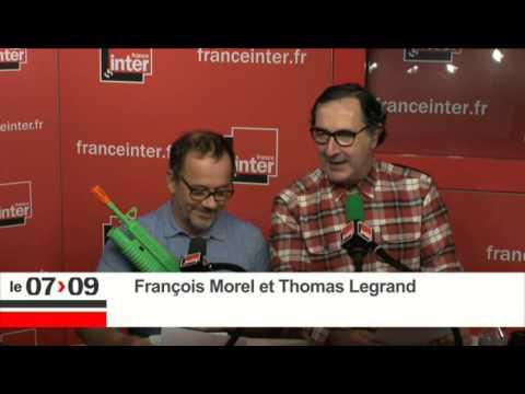 """Le Billet de François Morel : """"3615 Terrorisss : le retour des """"Daeshiens"""""""