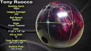 bowlingball.com DV8 Deviant Bowling Ball Reaction Video Review