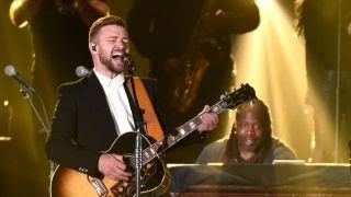 Justin Timberlake: My son will never play football