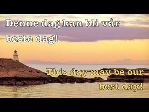 Marit Larsen - Vår beste dag/Our best day (Norwegian & English lyrics).mov
