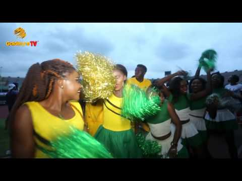 """SEXY STEEL'S LIVE PERFORMANCE AT """"A TRIP TO JAMAICA"""" NOVELTY FOOTBALL MATCH"""