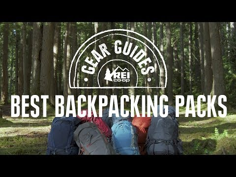 REI Co-op Gear Guide: Best Backpacking Packs