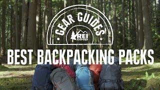 REI Co-op Gear Guide: Bęst Backpacking Packs