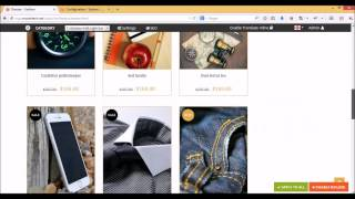 Change Page Layout - Magento Frontend Builder