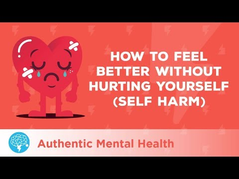 How To Feel Better Without Hurting Yourself!