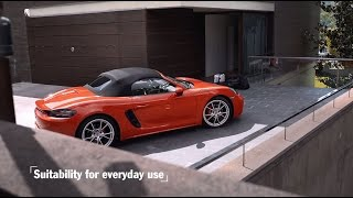 The 718 Boxster – Everyday usability