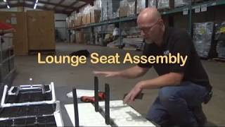 Wise Lounge Seat Installation