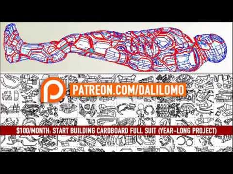 Updates: Coming Projects & Patreon Iron Man | Costume Prop | How To | Dali DIY